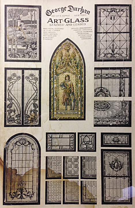 Stained Glass Windows Master Craftsman Design Repair